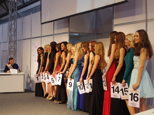 Miss Wahl 2016 Leipzig