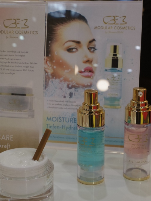Modular Cosmetics bio vegan fair